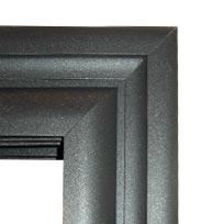 La fen tre en alu coulissants classiques art for Fenetre ral 7035