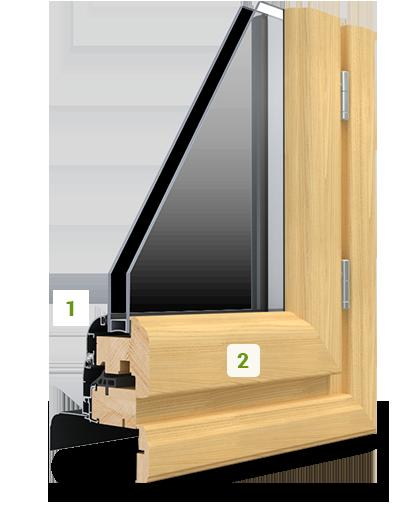 la fen tre mixte alu et bois morgane ouverture la fran aise art fen tres copie 1. Black Bedroom Furniture Sets. Home Design Ideas
