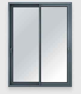 Fenêtres Alu Isolantes La Gamme Des Fenêtres Alu Dart Fenêtres