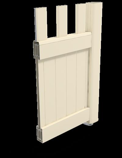 le portail aluminium grand large art fen tres fabricant de portails alu. Black Bedroom Furniture Sets. Home Design Ideas