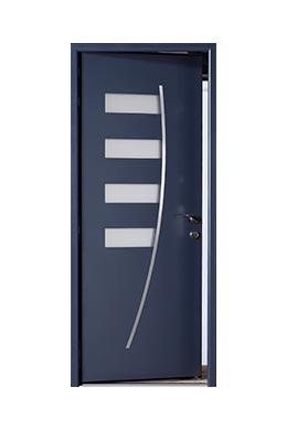 porte d entr 233 e alu habitat tendance pose de portes d entr 233 e en aluminium