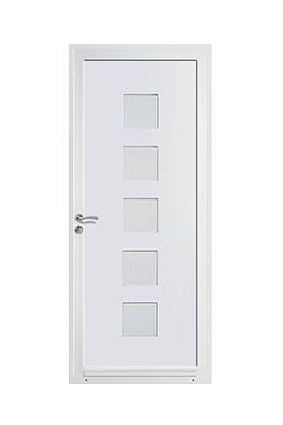 porte d 39 entr e pvc standing tendance pose de portes d 39 entr e en pvc. Black Bedroom Furniture Sets. Home Design Ideas