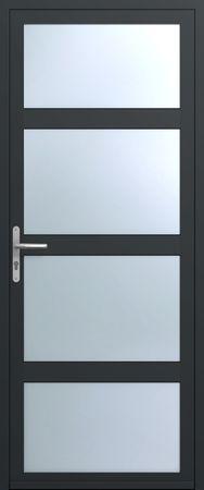 porte d 39 entr e longitude porte mixte art et fen tres. Black Bedroom Furniture Sets. Home Design Ideas