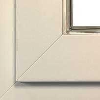 La Fenêtre Pvc Hermine Contemporaine Art Fenêtres Pose De
